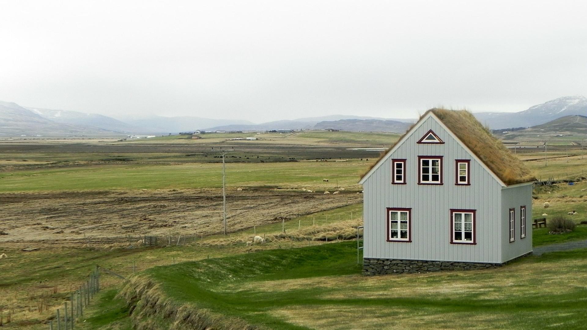 Le toit vert : les avantages pour une maison
